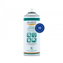 Ewent - Pulverizador de alcohol isopropílico 400mL