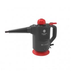Hoover - SGE1000 011 Limpiador a vapor portátil 0,37 L Rojo, Titanio 100 W