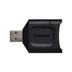 Kingston Technology - MobileLite Plus lector de tarjeta USB 3.2 Gen 1 (3.1 Gen 1) Type-A Negro