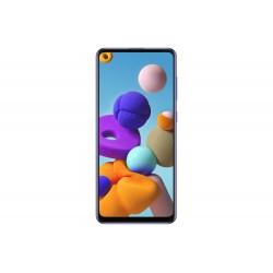"Samsung - Galaxy A21s SM-A217F 16,5 cm (6.5"") 4 GB 64 GB SIM doble 4G USB Tipo C Azul Android 10.0 5000 mAh"