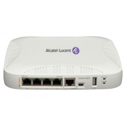 Alcatel-Lucent - OmniAccess 4005 pasarel y controlador 10,100,1000 Mbit/s
