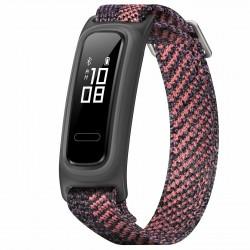 """Huawei - Band 4e PMOLED 1,27 cm (0.5"""") Funda de brazo para monitor de actividad física Gris - 55031610"""