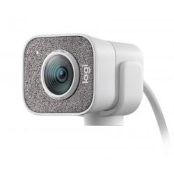 Logitech - StreamCam cámara web 1920 x 1080 Pixeles USB 3.2 Gen 1 (3.1 Gen 1) Blanco