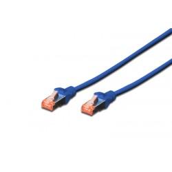 Digitus - DK-1644-050-B-10 cable de red 5 m Cat6 S/FTP (S-STP) Azul