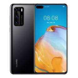 "Huawei - P40 15,5 cm (6.1"") 8 GB 128 GB Ranura híbrida Dual SIM 5G USB Tipo C Negro Android 10.0 Servicios móviles de Huawei (HM"