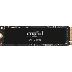 Crucial - P5 M.2 2000 GB PCI Express 3.0 3D NAND NVMe