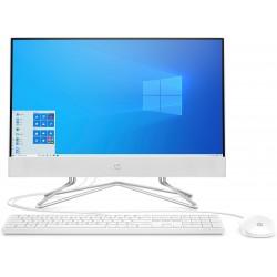 "HP - 22-df0042ns 54,6 cm (21.5"") 1920 x 1080 Pixeles AMD Ryzen 3 8 GB DDR4-SDRAM 256 GB SSD Wi-Fi 5 (802.11ac) Blanco PC todo en"
