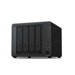 Synology - DiskStation DS420+ servidor de almacenamiento J4025 Ethernet Escritorio Negro NAS