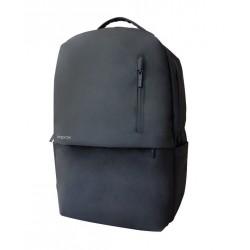 Approx - appBP501 mochila Negro De plástico, Poliéster, Poliuretano
