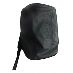 Approx - appBP401 mochila Negro De plástico, Poliéster, Poliuretano
