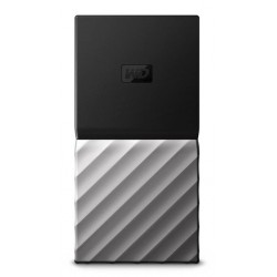 Western Digital - My Passport SSD 2000 GB Negro, Plata