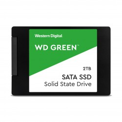 """Western Digital - WD Green 2.5"""" 2000 GB Serial ATA III SLC"""