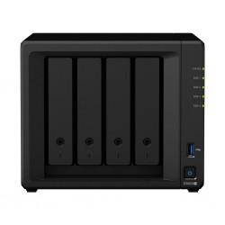 Synology - DiskStation DS920+ servidor de almacenamiento J4125 Ethernet Mini Tower Negro NAS