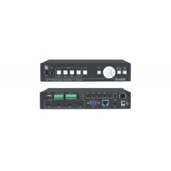 Kramer Electronics - KRAMER VP-440X 18G 4K PRESENTATION SWITCHER/SCALER WITH HDBASET &amp HDMI SIMULTANEOUS OUTPUTS