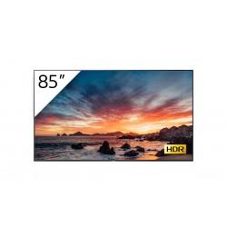 "Sony - FWD-85X80H/T pantalla de señalización Pantalla plana para señalización digital 2,15 m (84.6"") VA 4K Ultra HD Negro Proces"