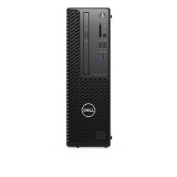 DELL - Precision 3440 Intel® Core™ i7 de 10ma Generación i7-10700 16 GB DDR4-SDRAM 512 GB SSD SFF Negro Puesto de trabajo Window