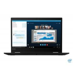 "Lenovo - ThinkPad X13 Yoga Híbrido (2-en-1) Negro 33,8 cm (13.3"") 1920 x 1080 Pixeles Pantalla táctil Intel® Core™ i7 de 10ma Ge"
