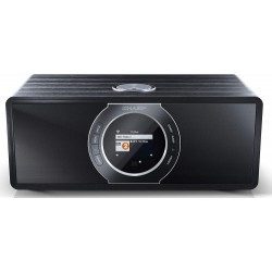 Sharp - SHARP DR-I470(BK)PRO INTERNET RADIO, DAB, DAB+, FM RADIO, BT, SPOTIFY, REMOTE CONTROL, COLOR DISPLAY,30W, AUX-IN,WEATHER