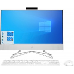 "HP - 24 -df0034ns 60,5 cm (23.8"") 1920 x 1080 Pixeles Intel® Core™ i3 de 10ma Generación 8 GB DDR4-SDRAM 512 GB SSD Windows 10 H"
