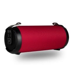 NGS - Roller Tempo 20 W Altavoz portátil estéreo Negro, Rojo