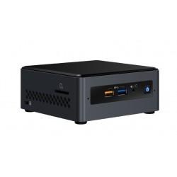 Intel - NUC BOXNUC7PJYH PC/estación de trabajo barebone J5005 1,50 GHz UCFF Negro BGA 1090