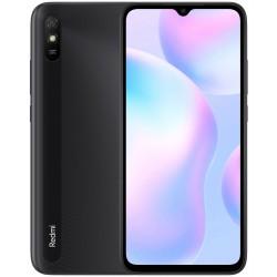 "Xiaomi - Redmi 9A 16,6 cm (6.53"") 2 GB 32 GB SIM doble 4G MicroUSB Gris 5000 mAh - MZB9959EU"