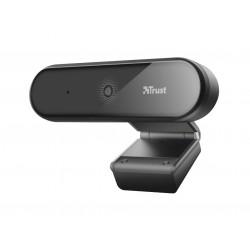 Trust - Tyro cámara web 1920 x 1080 Pixeles USB Negro