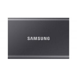 Samsung - Portable SSD T7 1000 GB Gris
