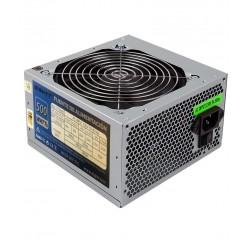 Eightt - EPS500 unidad de fuente de alimentación 500 W 20+4 pin ATX Gris