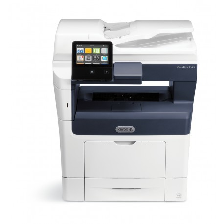 Xerox - VersaLink B405 A4 45 ppm dplex copia/impresin/escaneado sin contrato PS3 PCL5e/6 2 bandejas Total 700 hojas - B405V/DN