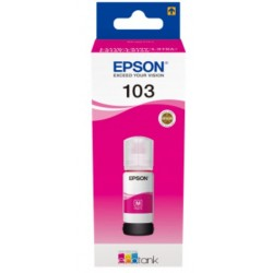 Epson - 103 EcoTank Magenta ink bottle (WE)