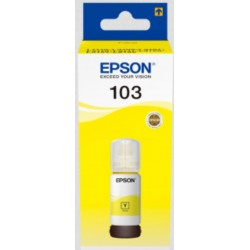 Epson - 103 EcoTank Yellow ink bottle (WE)