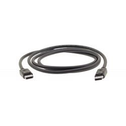 Kramer Electronics - C-DP 7,6 m DisplayPort Negro