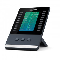 Yealink - EXP50 IP módulo adicional (add-on) Negro, Gris 23 botones