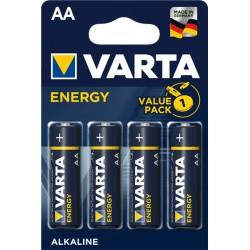 Varta - Energy AA Batería de un solo uso Alcalino