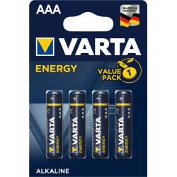 Varta - Energy AAA Batería de un solo uso Alcalino