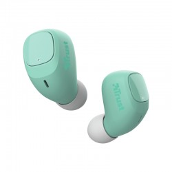 Trust - Nika Compact Auriculares Dentro de oído Turquesa