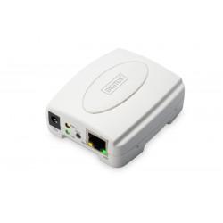 Digitus - DN-13003-2 servidor de impresión Blanco LAN Ethernet