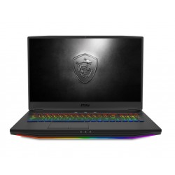 """MSI - Gaming GT76 10SFS-043ES Titan DT Portátil Negro, Gris 43,9 cm (17.3"""") 1920 x 1080 Pixeles Intel® Core™ i7 de 10ma Generaci"""