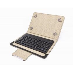"TALIUS - TAL-CV3007BLK funda para tablet 25,4 cm (10"") Funda delantera Negro"