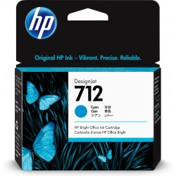 HP - 712 Original Cian 1 pieza(s)