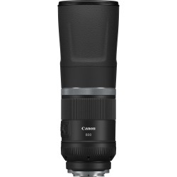 Canon - RF 800mm F11 IS STM MILC Teleobjetivo Negro