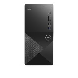 DELL - Vostro 3888 DDR4-SDRAM i3-10100 Mini Tower Intel® Core™ i3 de 10ma Generación 8 GB 256 GB SSD Windows 10 Pro PC Negro
