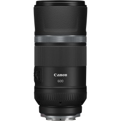 Canon - RF 600mm F11 IS STM MILC Teleobjetivo Negro
