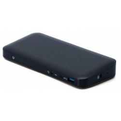 Acer - USB Type-C Dock III Alámbrico USB 3.2 Gen 1 (3.1 Gen 1) Type-C Negro