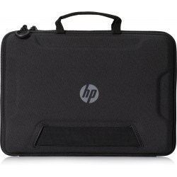 HP - 11.6 Black Always On Case maletines para portátil