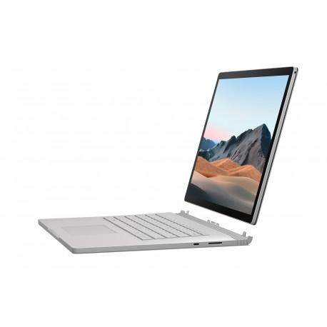 Microsoft - Surface Book 3 Hbrido 2-en-1 Platino 381 cm 15 3240 x 2160 Pixeles Pantalla tctil Intel Core i - SMG-00012