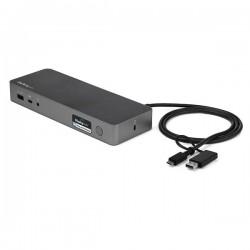 StarTech.com - Docking Station Universal de 4K Doble para Portátil - USB-C / USB 3.0 - PD de 100W