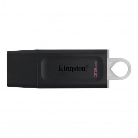 Kingston Technology - DataTraveler Exodia unidad flash USB 32 GB USB tipo A 32 Gen 1 31 Gen 1 Negro