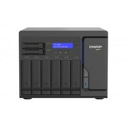 QNAP - TS-h886-D1622 NAS Tower Ethernet Negro D-1622